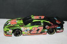VERY NICE ACTION MAC TOOLS KENNY IRWIN G.I. JOE #27 NASCAR RACE CAR BANK IN BOX