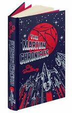 MARTIAN CHRONICLES ~ RAY BRADBURY ~ FOLIO SOCIETY ~ GORGEOUS SLIPCASED GIFT ED!