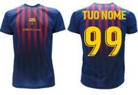 Maglia Personalizzata Barcelona 2019 Ufficiale Barcellona 2018 FCB Tuo Nome