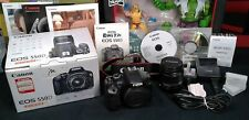 Canon EOS 550D Rebel T2i DSLR Kit with EF-S 18-55 IS Lens