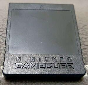 Original Nintendo Memory Card 251 Blöcke - DOL-014 - GameCube - Speicherkarte -