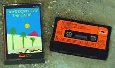 Cassette Audio The Cure - Boys don't cry - K7