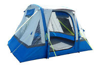 Inflatable Campervan Drive Away Awning - OLPRO Cubo Breeze (Blue & Grey)