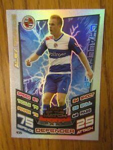 Match Attax 2012/13 - MOTM card - Alex Pearce of Reading