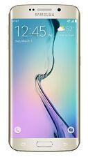 Samsung Galaxy S6 Edge SM-G925T - 32GB - Gold Platinum (T-Moble) Unlock