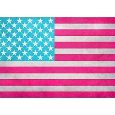USA - Sous Main - Drapeau Américain - Etats Unis - Amérique - Protège Bureau