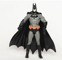 DC Comics Arkham Origins Batman Action Figure Dark Knight Series Grey-CS003
