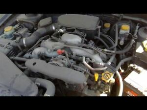 Engine 2.5L VIN 6 6th Digit Without Turbo Fits 08-10 IMPREZA 66629