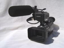 Sony HVR-A1E HDV Camcorder.High Def. Professional. Very Low Hrs. 1-Yr. Warranty