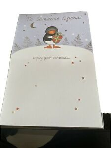To Someone Special Christmas Card