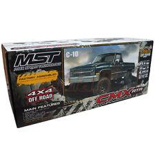 MST CMX 275mm C-10 Gray Body 1:10 4WD Crawler RTR RC Cars Kit w/Radio #531505GR