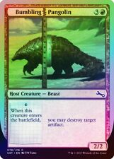 Bumbling Pangolin Foil Unstable Nm Red Common Magic Gathering Card Abugames