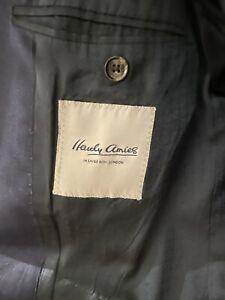 Men's Hardy Amies Blue Suit