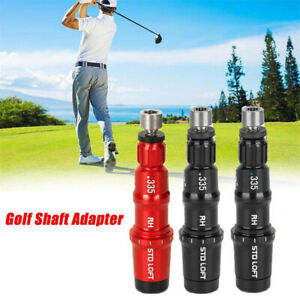 Shaft Adapter Sleeve Compatible with Taylormade SIM/M6/M5M4/M3/M2/M1/R15 .335