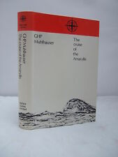 The Cruise of the Amaryllis by G H P Muhlhauser HB DJ 1971