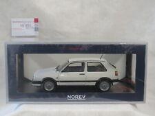VW Golf II GTI G60 1990 Weiß white 1:18 Norev Volkswagen neu new rar 2