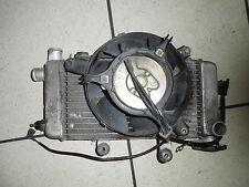 B1. Honda VTR 1000 F Firestorm SC36 Kühler Rechts + Lüfter Cooler Radiator right