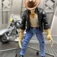 "Marvel Universe X-men Origins Movie Logan Wolverine + Bike 3.75"" Action Figure"