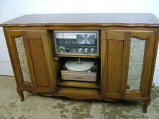 New listing Vintage 1960s Hifi Zenith Extended Stereophonic Tube Radio & Phono Record Player