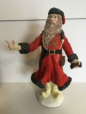 "Duncan Royale Santa - Victorian -11 3/4"" Tall Christmas Holiday Decor"