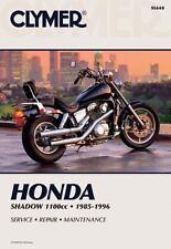 1985 90 91 1992 1993 1994 1995 1996 Honda Shadow VT1100 1100 Repair Manual M440