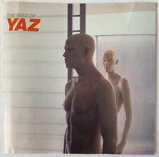 YAZ THE BEST OF CD YAZOO USA REPRISE MUTE ALISON MOYET