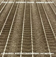 Steve Reich - Different Trains / Electric Coun (NEW CD)