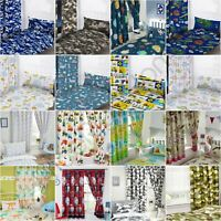 """BOYS KIDS BEDROOM CURTAINS 54"""" & 72"""" - ARMY FOOTBALL CAMOUFLAGE DINOSAURS & MORE"""