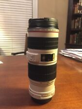 Canon EF 1258B002 70-200mm f/4 L IS USM Lens