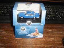 OXFORD DIE-CAST - TRIUMPH 2500 - in TAHITI BLUE -  00 gauge /1:76 model