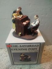 Norman Rockwell The Saturday Evening Post The Marriage License Dave Grossman New