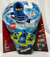 LEGO Ninjago Spinjitzu Jay 70660 Building Kit , New 2019 (97 Piece)