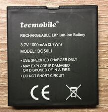 original Tecmobile Akku Battery für Tecmobile Q50