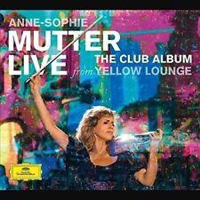 CD musicali live per dance e elettronica