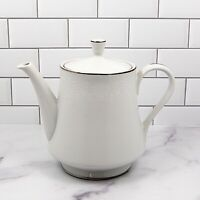 Crown Victoria Lovelace Collection Japan Coffee Tea Pot Server 6 in (15.25cm)