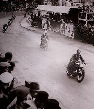 FOTO 1935 SOLITUDE RENNEN STUTTGART LEONBERG SEEHOF NSU RUDGE DKW