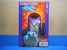 ULTIMATE X-MEN #6 of 100 2001-2009 Marvel Comics (Revised orgin and cast)