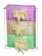 Rackems Space-Saver Exam Glove Dispenser - 3 box Capacity