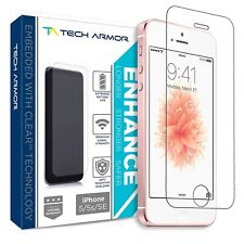 Tech Armor ENHANCE Radiation Blocking Screen Protector for Apple iPhone SE/5/5s