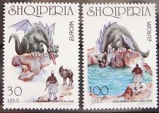 Albania Stamps - Europa. Myths and legends_1997 - MNH.