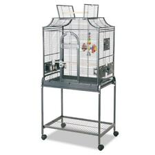 Large Bird Cage Montana Small Parrots & Parakeets Decorative Stand User-Friendly