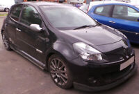 Renault Sport Clio III 197 200 Lux 06-12 2.0 16v Wheel Nut Breaking Parts Spares