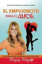 El empujoncito para el amor (Spanish Edition), Marín, María, Good Condition, Boo