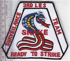 US Air Force USAF Philippines 3rd Law Enforcement Squadron Clark Airbase Vietnam