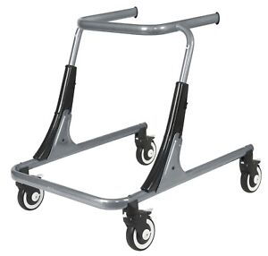 Drive Medical Moxie Gait Trainer, Large, Anterior or Posterior Use, Adjustable