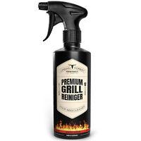 Grillreiniger & Profi Spezialreiniger zur Grill Reinigung nach dem Grillen 500ml