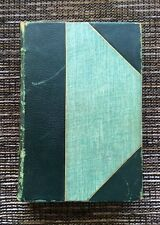 RARE VINTAGE 1887 Abbe Mouret's Transgression: A Realistic Novel by Emile Zola