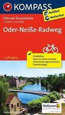 Oder-Neiße-Radweg (2014, Karte)