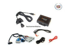Cadillac radio Bluetooth handsfree phone car kit +iPod/Aux/USB Interface. iPhone