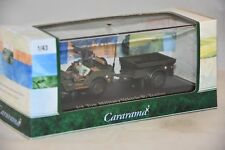 CARARAMA 149-001 - Jeep willys US Army avec remorque    1/43